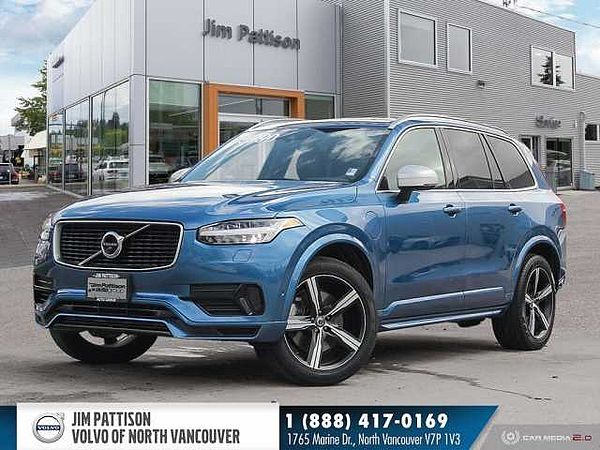 Volvo XC90 Hybrid T8 PHEV R-Design - LOCAL - ONE OWNER - NO ACCIDENT