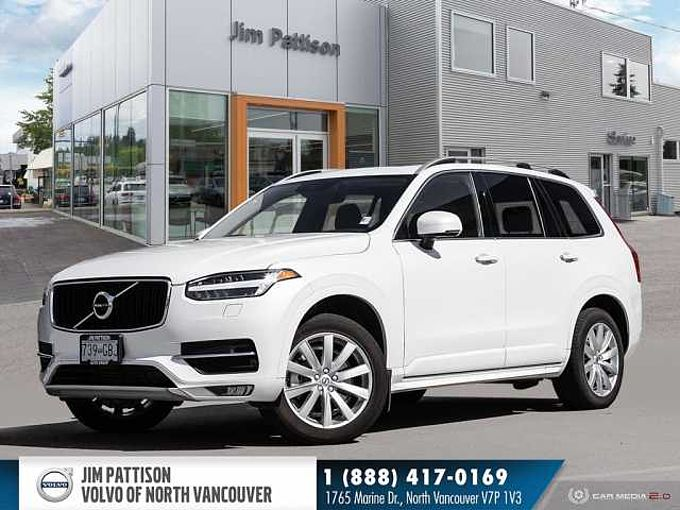 Volvo XC90 T6  - EXECUTIVE DEMO - HUGE SAVINGS - 0.9% OAC